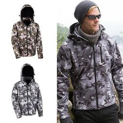 Result Urban Outdoor Camo TX Performance Hooded Softshell Ja