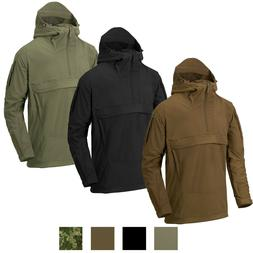 HELIKON TEX ANORAK MISTRAL Jacket Combat Tactical Hooded Out