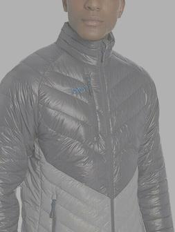 Outdoor Research Illuminate 800-fill Down Jacket, Pewter X-L