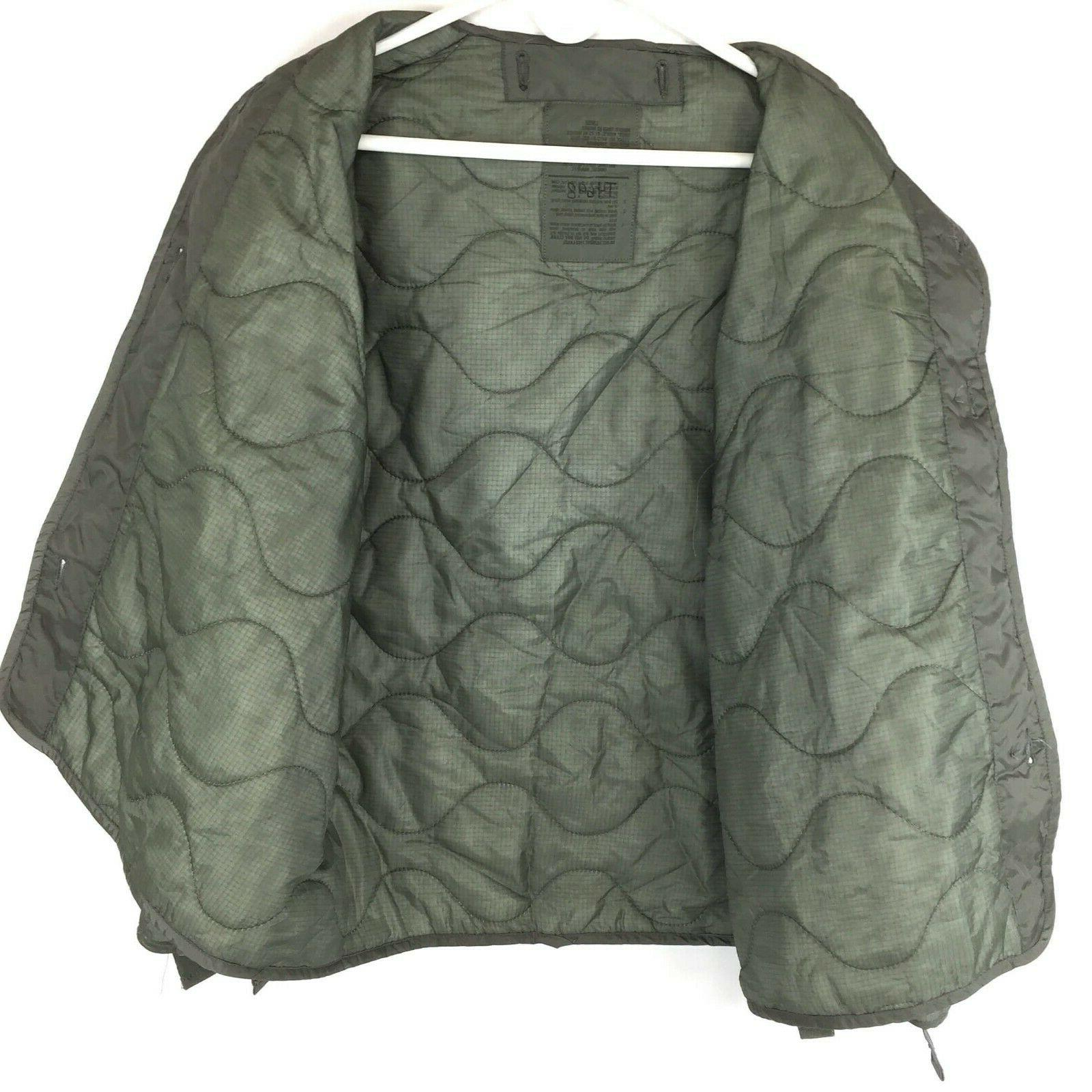 Military Quilted Foliage Weather