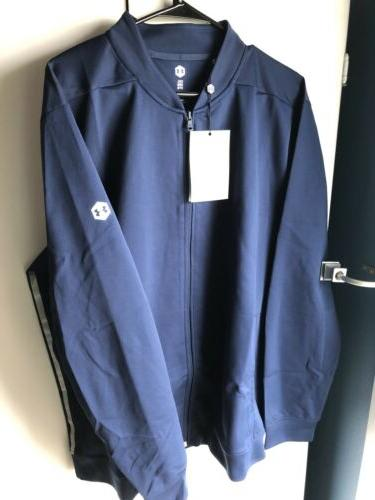 new men s recovery travel track jacket