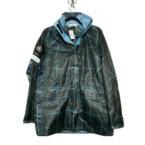 nwt certified authentic blue paper poly si