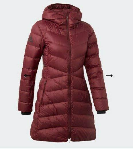 women s outdoor nuvic down jacket xl