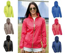 Result Urban Outdoor Wear L/Weight Stowable Jacket