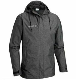 Men's Columbia Norwalk Mountain Jacket Waterproof Black Heat