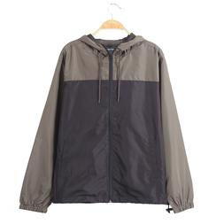 Men's Retro Comfortable Breathable Quick Dry Windbreaker Out