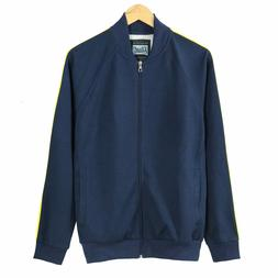 Beautiful Giant Men's Track Jacket Casual Lightweight Outdoo