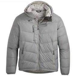 Outdoor Research Men's Transcendent Down Hoody Jacket   Larg
