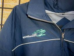 new  WTO Wear It Outdoors MONTEREY Lined  Nylon Jacket Adult