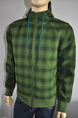 NEW THE NORTH FACE OUTBOUND SAGE PLAID GREEN OUTDOOR JACKET