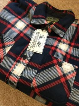 NWT ANCHORAGE EXPEDITION BRAND Men's Rugged Outdoor Fleece