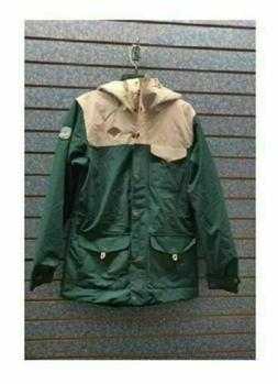 Picture Organic Recycled Polyester Outdoor Green/Khaki Jacke