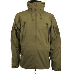 PLATATAC OSSA Tactical Military Outer Layer Jacket Waterproo