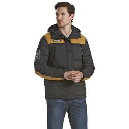 Timberland Outdoor Archive Hooded Puffer Jacket, Men's Size