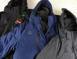 Gerry Outdoors 3 in 1 Systems Coat Removable Hood Liner  NWT