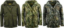 Game Stealth Camo Jacket Outdoor Camouflage Hunting Fishing