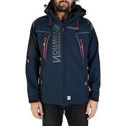 Geographical Norway Techno Men's Softshell Outdoor Jacket