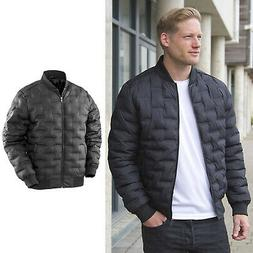 Result Urban Outdoor Ultrasonic Rib MA1 Jacket  - Windproof