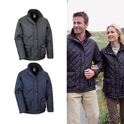 Result Urban Outdoor Unisex Cheltenham Jacket R195X -Diamond