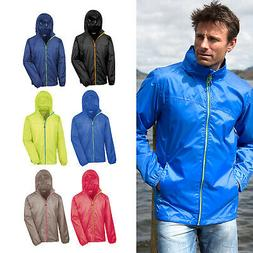 Result Urban Outdoor Unisex HDi Quest Stowable Jacket R189X