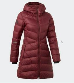 Adidas Women's Outdoor NUVIC Down Jacket XL